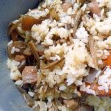 作り置き♪五目混ぜご飯の素☆混ぜるだけ鶏ごぼうご飯