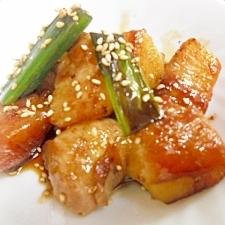 安うま 照り焼き肉巻きポテト