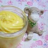 卵黄2個でカスタードクリーム