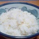 圧力鍋で炊く発芽玄米御飯