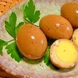 粗挽き黒コショウで食べる☆味噌卵