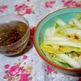 中華の定番漬け物 辣白菜(ラーパーツァイ)
