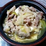 かんたん!シンプル肉豆腐