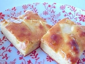 ティファールで簡単♪アップルジンジャーケーキ