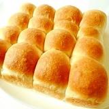 簡単に♪シンプルに♪ちぎりパン