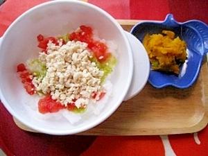 【初期・中期・後期】チーズを使った離乳食レシピ9選!種類別いつから食べられるかまとめの画像9