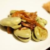 素材引き立つ「そら豆」シンプル調理法