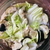 白菜、ナス、お粥!おかゆ