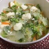 【幼児食】豆腐と野菜のあんかけ丼★