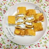 虎巻風ロールケーキの作り方