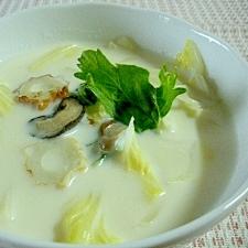 中華風ミルクスープ