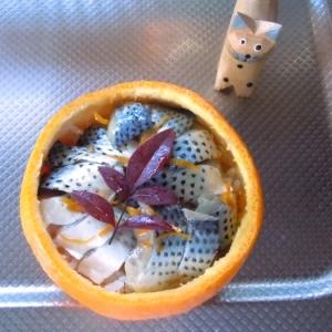 甘夏香る爽やか酢飯で簡単お寿司