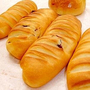 フランスのソフトな棒パン  パン・ヴィエノワ