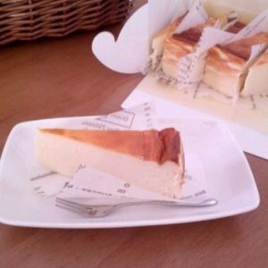 とろける☆ベイクドチーズケーキ