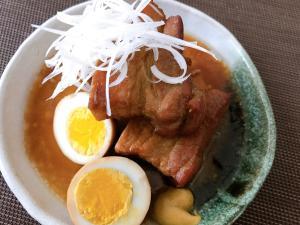 我が家の角煮☆最初に焼いて簡単美味しい!