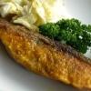 カレー味で食欲倍増!!「鮭のカレームニエル」献立