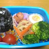 幼稚園児弁当①