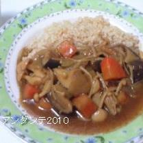 ギャバたっぷりのカレー玄米(玄氣)