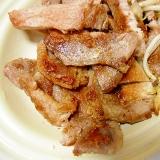 豚肉のぬか漬けステーキ トンテキ