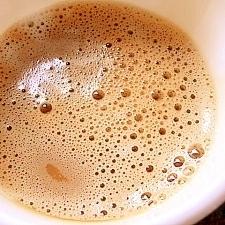 キャラメルココナッツミルクカプチーノ