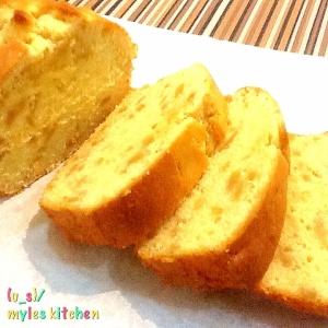 美味しすぎる‼︎文旦マーマレードのパウンドケーキ