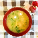 時短☆簡単☆美味しい!納豆の味噌汁
