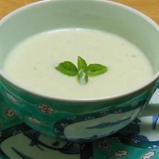 白菜のポタージュ