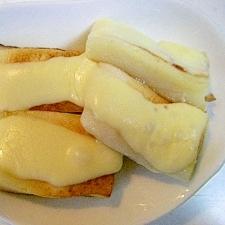 チーズはんぺん♪