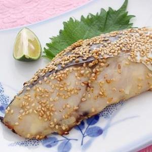 香ばしくておいしい~魚の味噌漬け