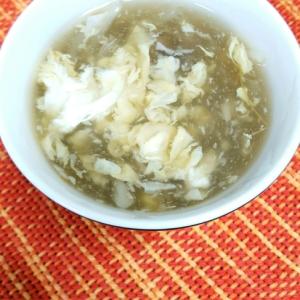 ★舞茸の中華風スープ★