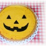 食パンの耳&かぼちゃの煮物deリメイクチーズタルト