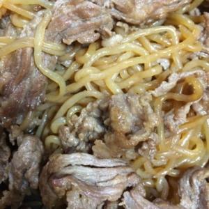 牛肉と糸こんにゃくの炒り煮(≧∇≦)