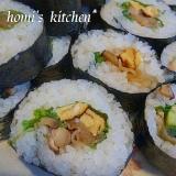巻き寿司★定番な太巻き