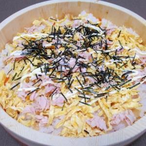 子どもが喜ぶ☆ツナマヨちらし寿司