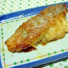 鱈の味噌焼