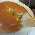 炊飯器でココアバナナケーキ