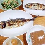 8月28日の麺つゆ炒め