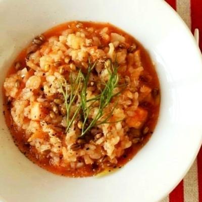 「もち麦」はご飯に混ぜるだけじゃもったいない!スープやサラダ、おかずにもおすすめ