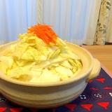 びわこ食堂風☆とり野菜鍋