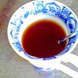 不思議な味わい☆緑茶麦茶珈琲♪