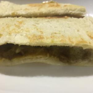 カレーパン風サンド