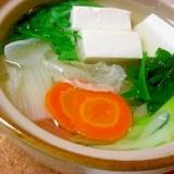 湯豆腐*一人用鍋