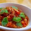 缶詰で簡単♪「サバ缶のトマト煮」献立
