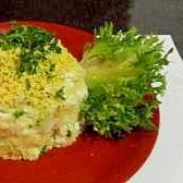 ,ミモザのポテトサラダ