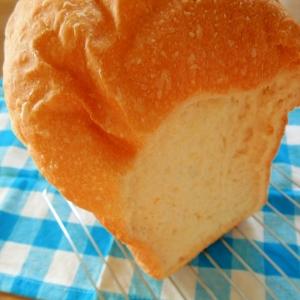 HBで。ふんわり柔らか♪ミルク食パン