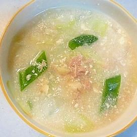生姜たっぷりで暖まる!野菜のあんかけ汁