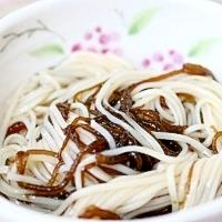 もずく素麺★ポン酢風味