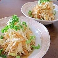 中華大根サラダ