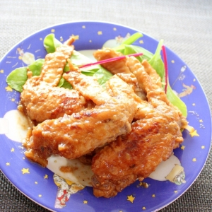 マ・ローニエプロ☆手羽先のレモンマーマレード煮
