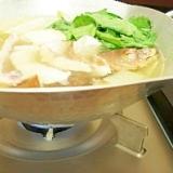 おいしいおだしの鯛鍋